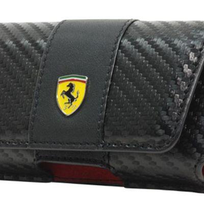 Un étui Ferrari officiel pour Smartphone