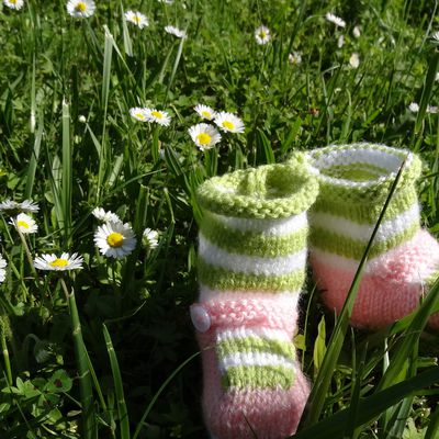 Tiens, c'est le printemps qui vient !