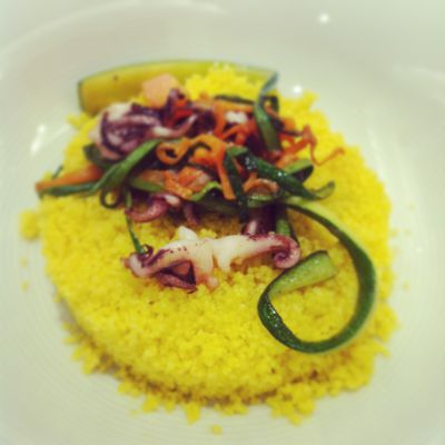 Another way to Cous Cous + Nemesi