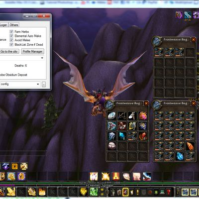 Cheat + Bot World of Warcraft pour all Addon