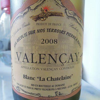 "Valençay 2008 ""La Chatelaine"""