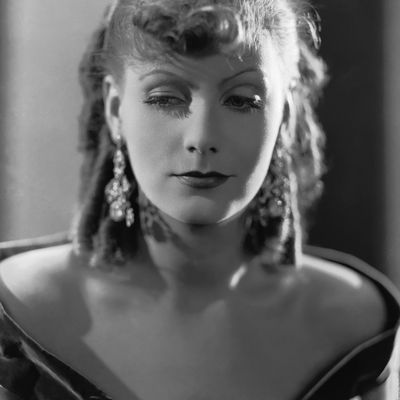 Image du jour: Greta Garbo by George Hurrell