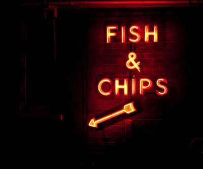 """ Fish and chips """