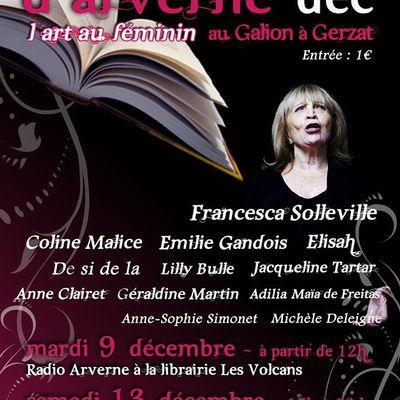 6 et 7 Dec ...Une manifestation en Auvergne à ne pas rater