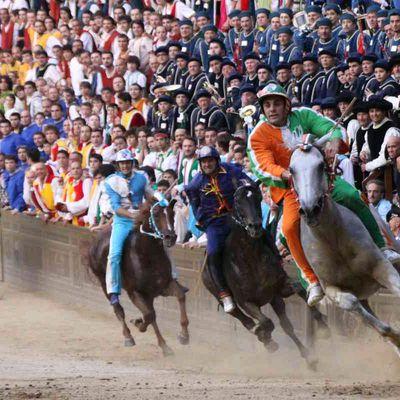 Folklore e tradizioni della Toscana, sagre e feste