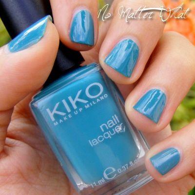 -:- Kiko n°387 : Turquoise -:-