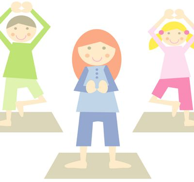 Yoga enfants - 9 septembre 2017