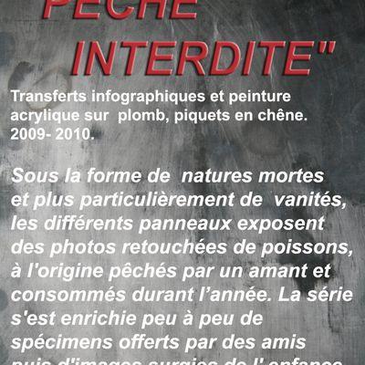 """EXTERIEUR(S)2: """"Pêche Interdite"""""""