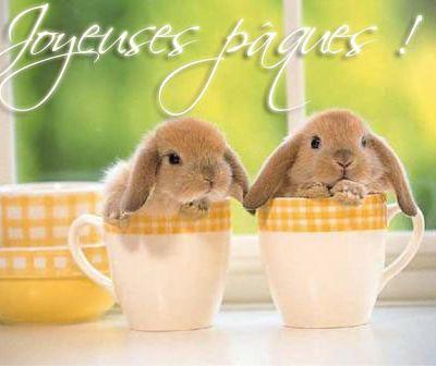 Messages sms pour souhaiter de Joyeuses Pâques à une personne