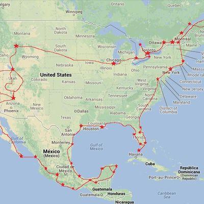 40 000 kms ....