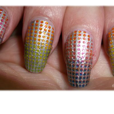 Vernis : Patch Disco