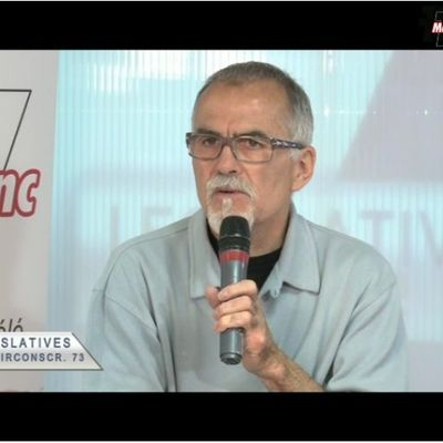 Jean Claude BERNARD sur TV8 Mont-Blanc