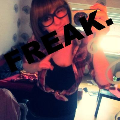 Get your freak on [TAG]