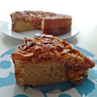 Gâteau suédois