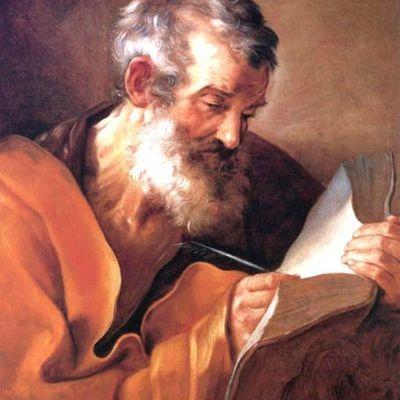 25 Aprile : San Marco Evangelista - Preghiere e vita