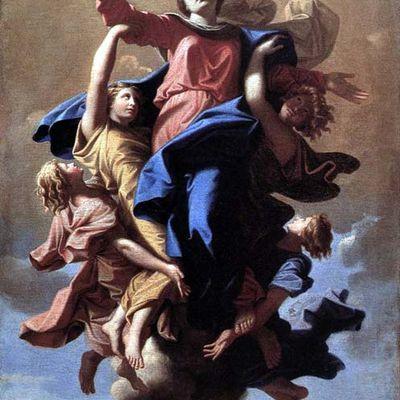 15 Agosto : Santa Maria Assunta (Assunzione della Beata Vergine Maria)