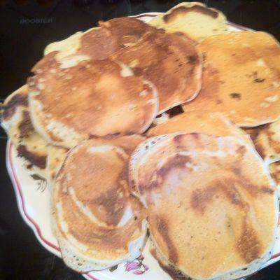 Pancakes ( Thermomix )