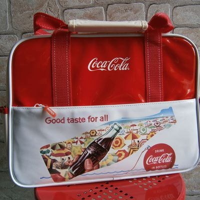 Sac isotherme Coca-Cola