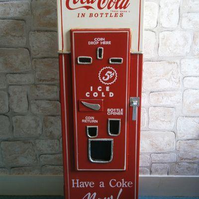 Meuble Coca-Cola