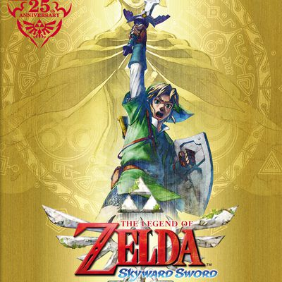 Zelda skyward sword (fr)-(pal) Wii
