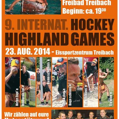 Hockey Highlandgames 2014!
