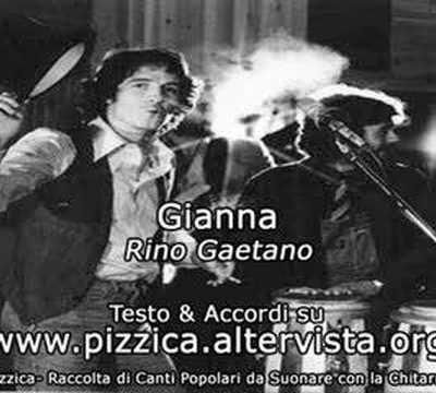 I singoli più venduti dal 1970 - Non Solo Dance - 1978) Rino Gaetano - Gianna