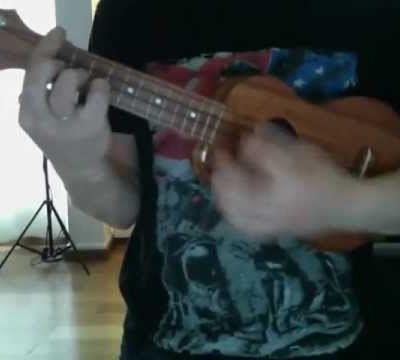 can your pussy do the dog - the cramps - ukulele