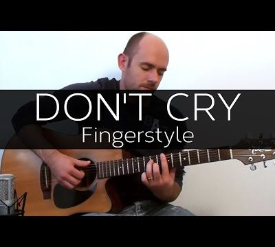 Don't Cry [Original Version]