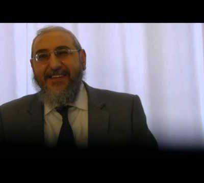 Vidéo : Interview exclusive du Rav Haïm Amsellem : candidat à la 19e Knesset
