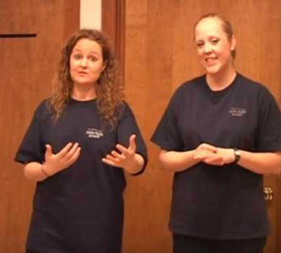 Video formation pour favoriser la communication verbale.