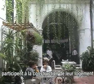 LES DOCUMENTAIRES - LOS DOCUMENTALES - Rénovation de La Havane - Reabilitacion de La Habana