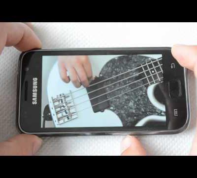 [Bass Lesson] Apprendre la basse: il y a une appli pour ça aussi!