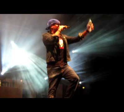 KAY ONE - Freestyle in Koblenz am 10.09.11
