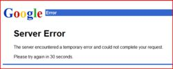 Gmail inacessible!!!