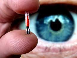 FRANCE : simulation et débat sur le système implant RFID acceptée par la loi