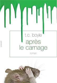 """""""Imaginez-la dans la cuisine exiguë..."""" T.C. Boyle, Après le carnage - incipit"""
