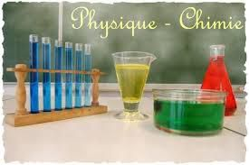 Physique Chimie 2AS Bac International; exercices corriges