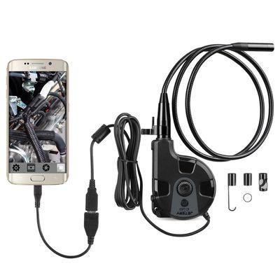 TEST: Endoscope numérique USB pour lecture PC/Android