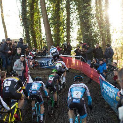 DVV Trofee # 3 Van Der Poel et Cant s'imposent - Au lendemain de la 5ème manche de la Coupe du monde de cyclo-cross se déroulait la 3ème manche du DVV Trofee à Hamme. Sanne Cant et Mathieu Van Der Poel se sont imposés - (Tous droits réservés 2000-2017 © Vélo 101, le site officiel du Vélo ®)
