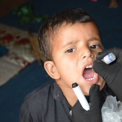 PAKISTAN PREPARED FOR POLIO HIGH SEASON With five national campaigns since October 2016, Pakistan is...