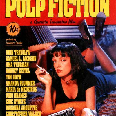 Pulp Fiction (Quentin Tarantino)