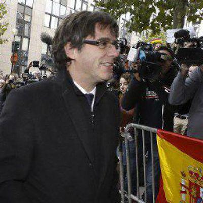 La grande manipulation indépendantiste catalane s'invite au coeur de l' Europe.