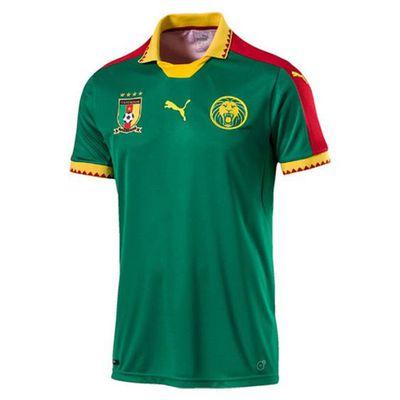 Nouveau Maillot de foot Cameroun pas cher Domicile 2016/2017