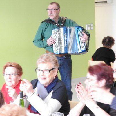 Un petit air d'accordéon avec Sylvain Kempf Robert-Espagne le 26 février 2017