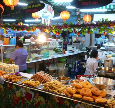Best of Saigon food...