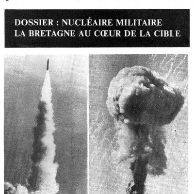 Au cœur de la cible nucléaire. De Plogoff à l'île Longue.