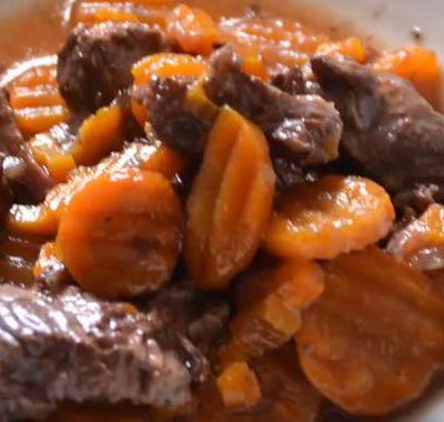 PDF boeuf carottes maison au cookeo