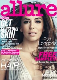 Eva Longoria Covers Allure April 2011