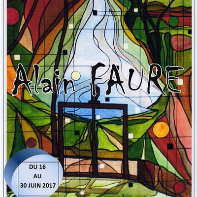 EXPOSITION ALAIN FAURE https://t.co/6oBKd9AXqc