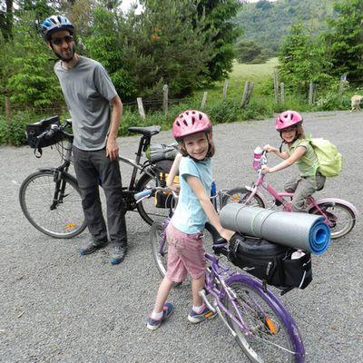 De Vulcania jusqu'à la Sioule à vélo : un test pour l'été !